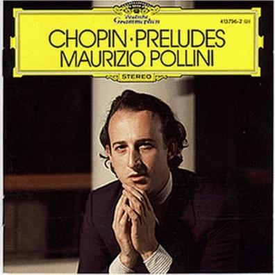 Maurizio Pollini (Маурицио Поллини): Chopin: Preludes Op.28