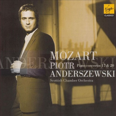 Piotr Anderszewski (Пётр Андершевский): Piano Concertos Nos. 17 & 20
