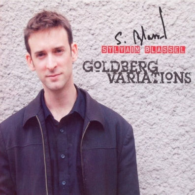 Sylvain Blassel: Blassel - Bach : Variations Goldberg