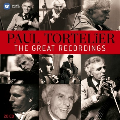 Paul Tortelier (Поль Тортелье): Paul Tortelier: The Great Emi Recordings