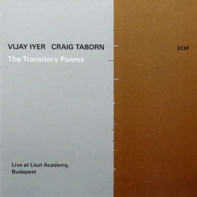 Vijay Iyer: The Transitory Poems