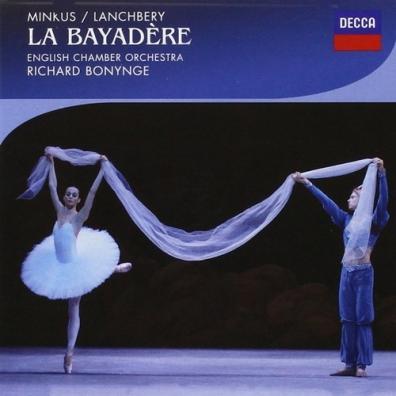 Richard Bonynge (Ричард Бонинг): Minkus: La Bayadere (Ballet Edition)