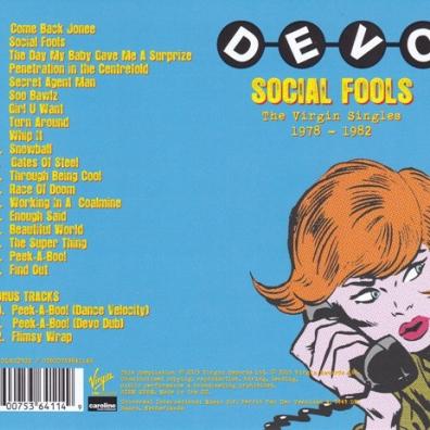 Devo: The Virgin Singles 1978 - 1982