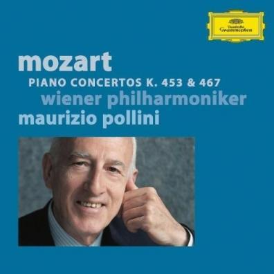 Maurizio Pollini: Mozart: Piano Concertos K. 453 & 467