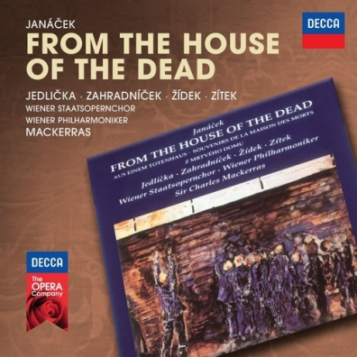 Sir Charles Mackerras (Чарльз Маккеррас): Janacek: From The House Of The Dead