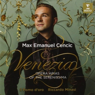 Max Emanuel Cencic (Макс Эмануэль Ценчич): Venezia: Opera Arias Of The Serenissima