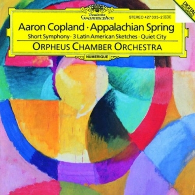 Orpheus Chamber Orchestra: Copland: Appalachian Spring