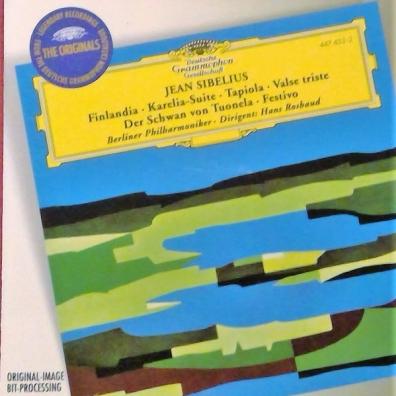 Hans Rosbaud (Ханс Росбауд): Sibelius: Finlandia; Karelia Suite; Tapiola; Valse