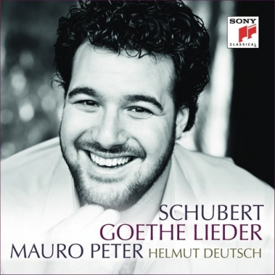 Mauro Peter: Goethe Lieder