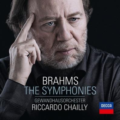 Riccardo Chailly (Рикардо Шайи): Brahms: The Symphonies