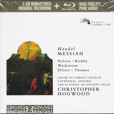Christopher Hogwood (Кристофер Хогвуд): Handel Messiah