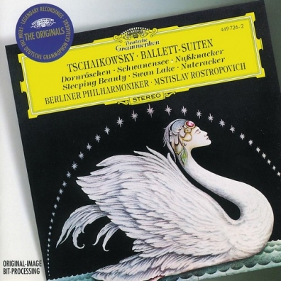 Mstislav Rostropovich (Мстислав Ростропович): Tchaikovsky: Ballet Suites