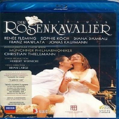 Renee Fleming (Рене Флеминг): Strauss: Der Rosenkavalier