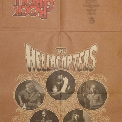 The Hellacopters (Зе Хеллакопретс): Rock & Roll Is Dead