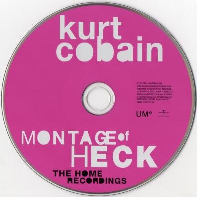 Kurt Cobain (Курт Кобейн): Montage Of Heck: The Home Recordings