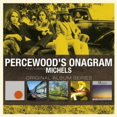 Percewood'S Onagram: Original Album Series