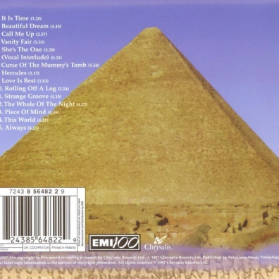 World Party (Ворлд Пати): Egyptology