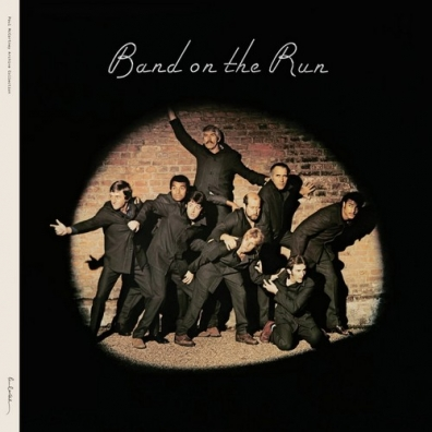 Paul McCartney (Пол Маккартни): Band On The Run
