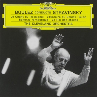 Pierre Boulez (Пьер Булез): Stravinsky