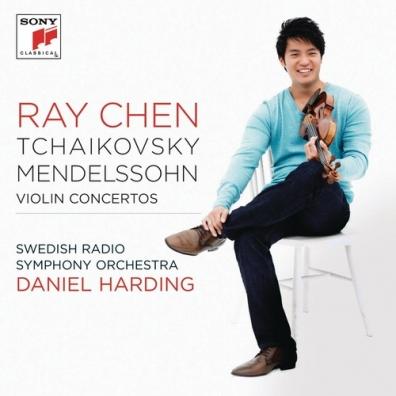 Ray Chen: Violin Concertos