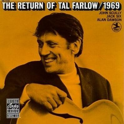 Tal Farlow (Тэл Фарлоу): The Return Of Tal Farlow
