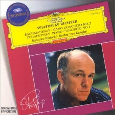 Sviatoslav Richter (Святослав Рихтер): Rachmaninov,Tchaikovsky