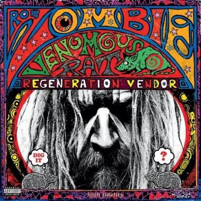 Rob Zombie (Роб Зомби): Venomous Rat Regeneration Vendor
