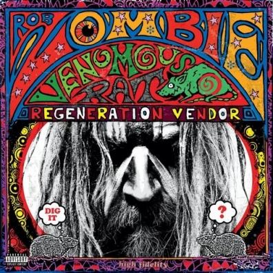 Rob Zombie (Роб Зомби): Venomous Rat Regeneration Vendor