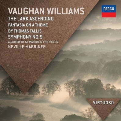 Sir Neville Marriner (Невилл Марринер): Williams: Greensleeves; The Lark Ascending