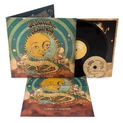 Spiritual Beggars: Sunrise To Sundown
