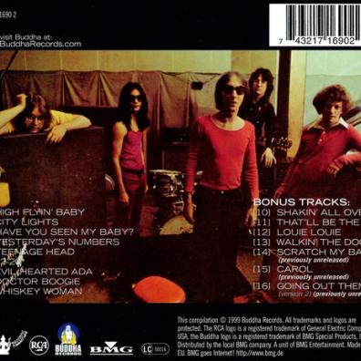 The Flamin Groovies (Зе Фламин Гроовиес): Teenage Head