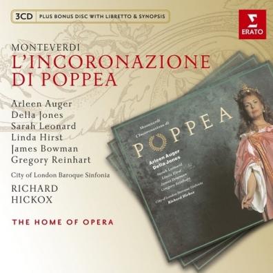 Richard Hickox (Ричард Хикокс): L'Incoronazione Di Poppea