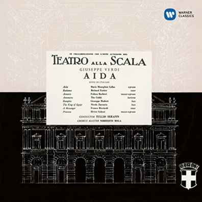 Richard Tucker (Ричард Такер): Aida (1955)