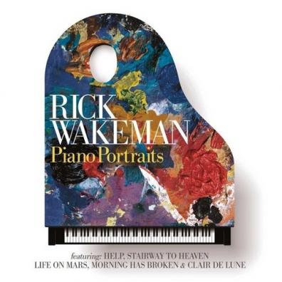 Rick Wakeman (Рик Уэйкман): Piano Portraits
