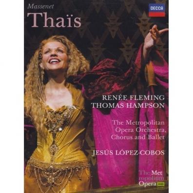 Renee Fleming (Рене Флеминг): Massenet: Thais