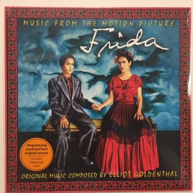 Elliot Goldenthal (Эллиот Голденталь): Frida