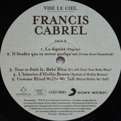 Francis Cabrel (Франсис Кабрель): Vise Le Ciel