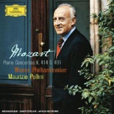 Maurizio Pollini (Маурицио Поллини): Mozart: Piano Concertos K.414/491