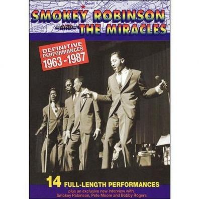 Smokey Robinson (Смоки Робинсон): The Definitive Performances 1963-1987