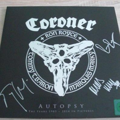 Coroner: Autopsy