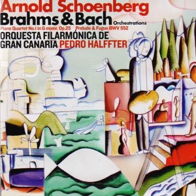 Pedro Halffter (Педро Халффтер): Schoenberg Transcriptions