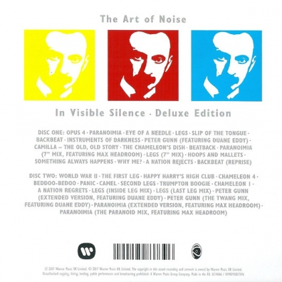 Art Of Noise (Арт Оф Нойз): In Visible Silence