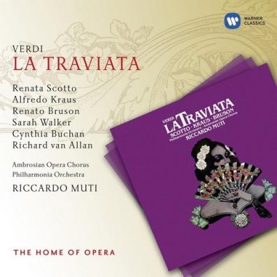 Riccardo Muti (Риккардо Мути): La Traviata