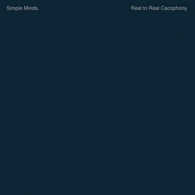Simple Minds (Симпл Майндс): Reel To Real Cacophony