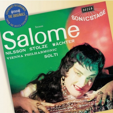 Sir Georg Solti (Георг Шолти): Strauss, R: Salome