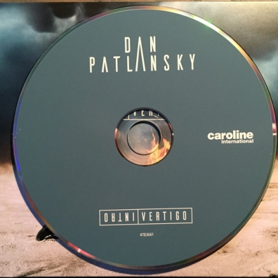 Dan Patlansky (Дан Патлански): Introvertigo