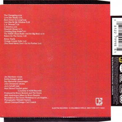 The Doors (Зе Дорс): L.A. Woman (40Th Anniversary)