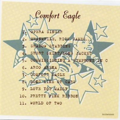 Cake: Comfort Eagle