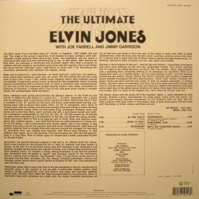 Elvin Jones (Элвин Джонс): The Ultimate