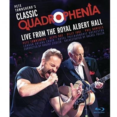 Pete Townshend (Пит Таунсенд): Classic Quadrophenia